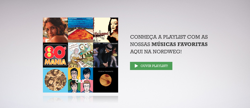 Playlist Nordweg músicas favoritas
