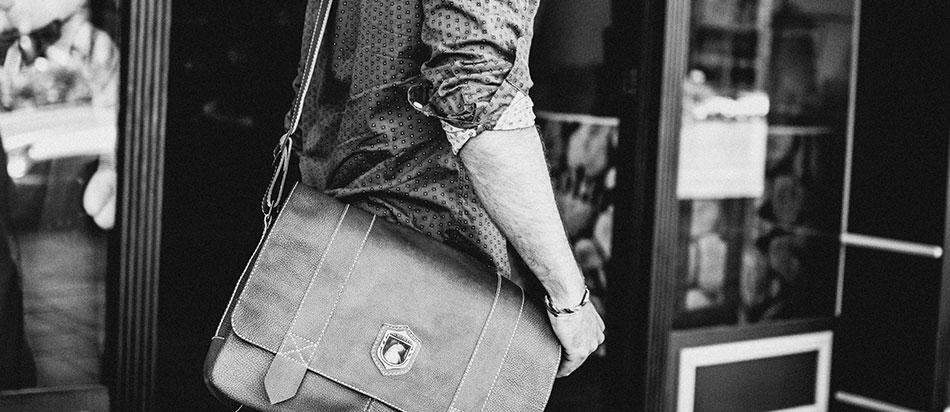 Messenger bag Schuster