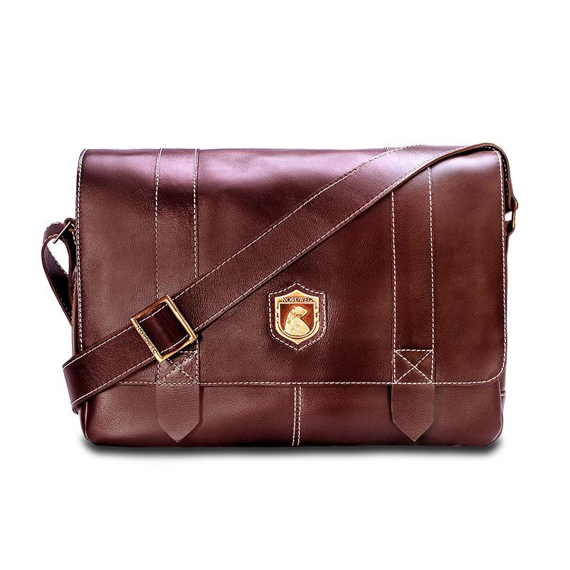 Bolsa De Couro Masculina Fortaleza : Bolsa masculina de couro para notebook schuster nw