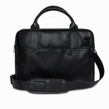 Bolsa masculina de couro para notebook Nômade NW080