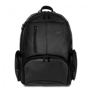 Mochila de couro Black Edition NW083 NW082